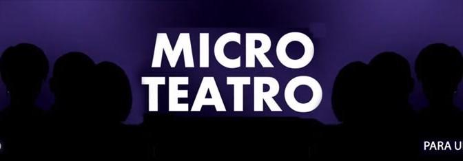 """Microteatro: """"Por primera vez"""""""